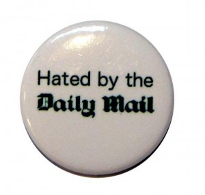 Hated by the Daily Mail