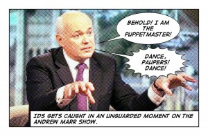 IDS the puppermaster. Image by @dochackenbush