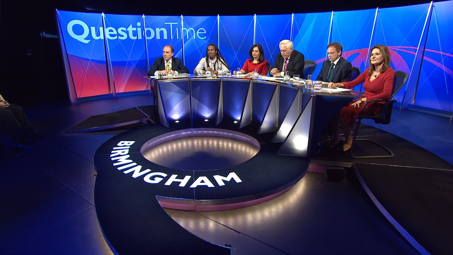 My Question Time experience