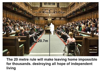20m in the house of commons