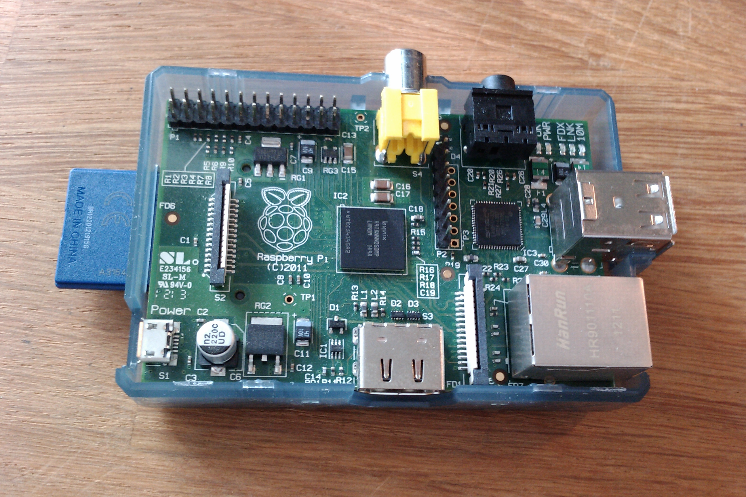 What I want in a wheelchair is… a Raspberry Pi