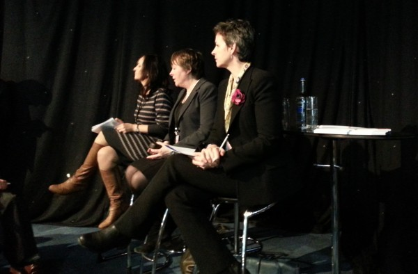 Caroline Flint, Maria Eagle and Mary Creagh