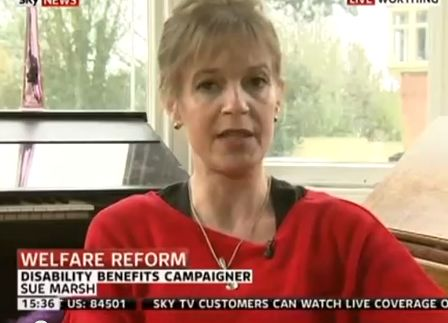 sue marsh on sky news