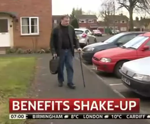Steven Sumpter on Sky News